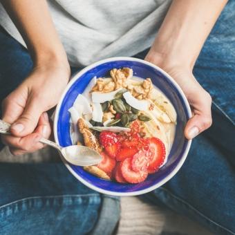血糖値の上昇を抑える食事の摂り方で太りにくい体質を目指す