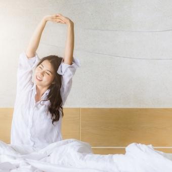 寝つきが悪い原因は?布団や枕を見直して熟睡環境を整えよう!