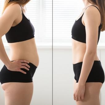 太りやすい体質と太りにくい体質の差1