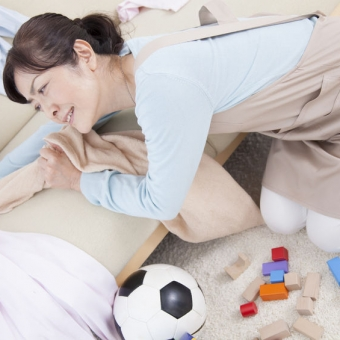 年代別・女性の健康の悩みランキング【40代編】その1