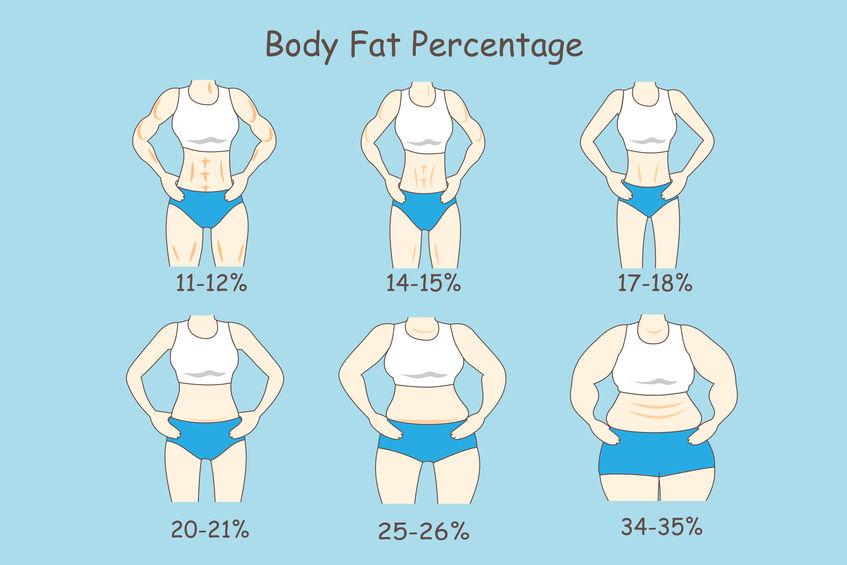 隠れ肥満の定義を認識して日頃の運動や食生活に役立てよう