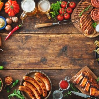 量より質に気をつける!意外と高カロリーな食べ物の組み合わせ