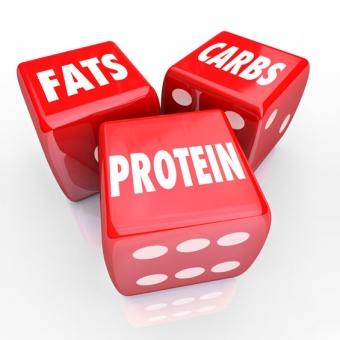 たんぱく質・脂質・炭水化物のPFCバランスを考慮しよう