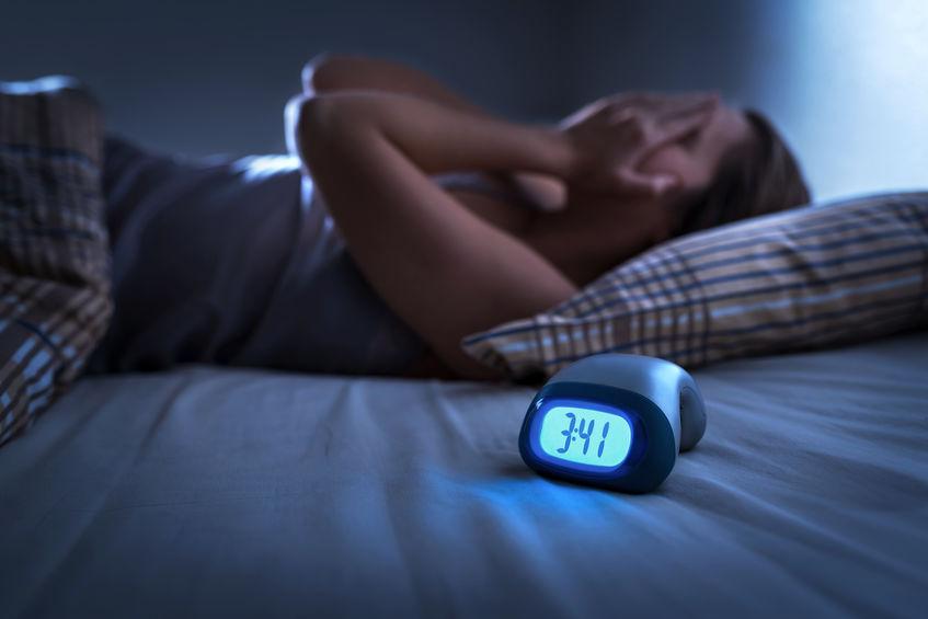 一番寝れない年代は40代?ストレスと睡眠時間の関連性1