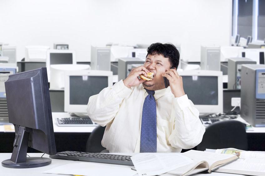 現代社会においては「肥満=自己管理の甘さ」が定着