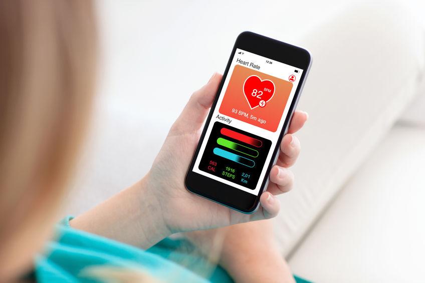 健康的な運動習慣や食生活をサポートするスマホアプリ