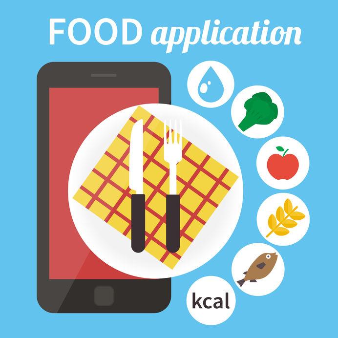 食生活見直し系アプリ