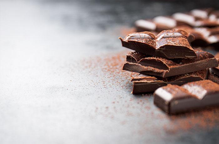 実は栄養に優れたチョコレート