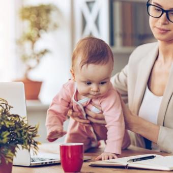 運動不足を解消しよう!忙しいワーキングママの運動習慣のすすめ