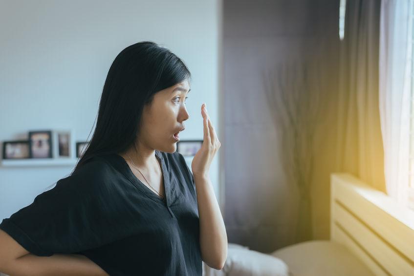 いびきや口臭の原因は口呼吸?!口呼吸の弊害とは?3