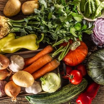 秋の野菜を食べよう!秋野菜の簡単作り置きレシピ